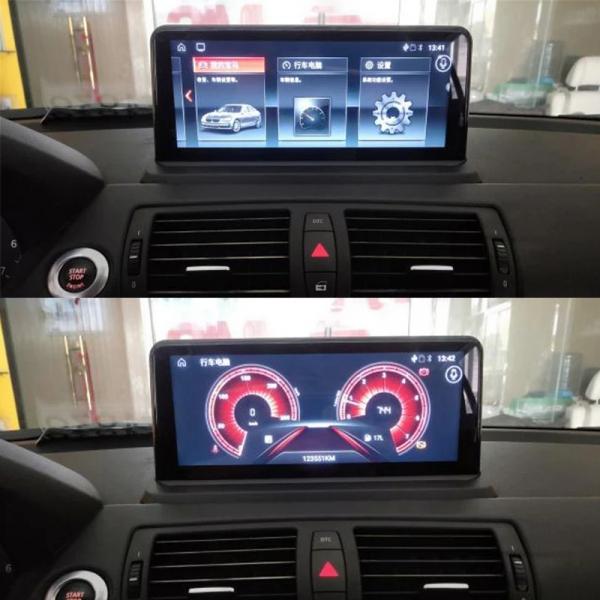 Navigatie BMW Seria 1 E87 ( 2005 - 2012 ) , Android , 4 GB RAM + 64 GB ROM , Internet , 4G , Youtube , Waze , Wi Fi , Usb , Bluetooth , Mirrorlink 8