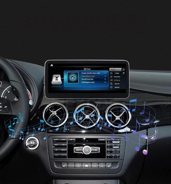 "Navigatie Mercedes GLK X204 ( 2008 - 2012) , Android , NTG 4.0 , 4GB RAM + 64 GB ROM , Slot Sim 4G LTE , Display 10.25 "" rez 1920*720 , Procesor Octa Core , Internet , Aplicatii , Waze , Wi Fi , Usb 3"