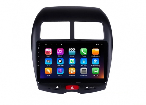 Navigatie Citroen C4 Aircross , Android , Display 9 inch , 2GB RAM +32 GB ROM , Internet , 4G , Aplicatii , Waze , Wi Fi , Usb , Bluetooth , Mirrorlink 1