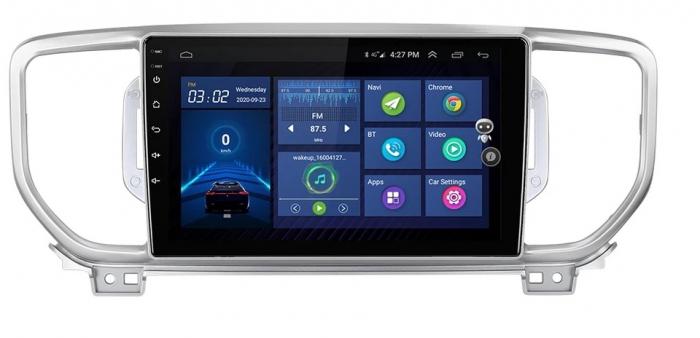 Navigatie KIA Sportage ( 2016 + ) , 4 GB RAM + 64 GB ROM , Slot Sim 4G pentru Internet , Carplay , Android , Aplicatii , Usb , Wi Fi , Bluetooth 0