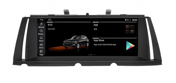 Navigatie BMW Seria 7 F01 F02 ( 2009 - 2015 ) , Android , 4 GB RAM + 64 GB ROM , Internet , 4G , Aplicatii , Waze , Wi Fi , Usb , Bluetooth , Mirrorlink 1