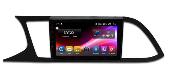 Navigatie Seat Leon 3 ( 2014 - 2020 ) , Android , Display 9 inch , 2GB RAM +32 GB ROM , Internet , 4G , Aplicatii , Waze , Wi Fi , Usb , Bluetooth , Mirrorlink 0