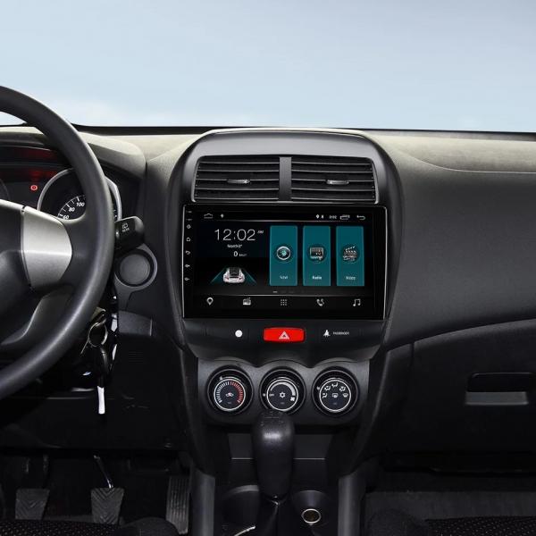 Navigatie Mitsubishi ASX ( 2010 - 2019 ) , Android , Display 9 inch , 2GB RAM +32 GB ROM , Internet , 4G , Aplicatii , Waze , Wi Fi , Usb , Bluetooth , Mirrorlink 1