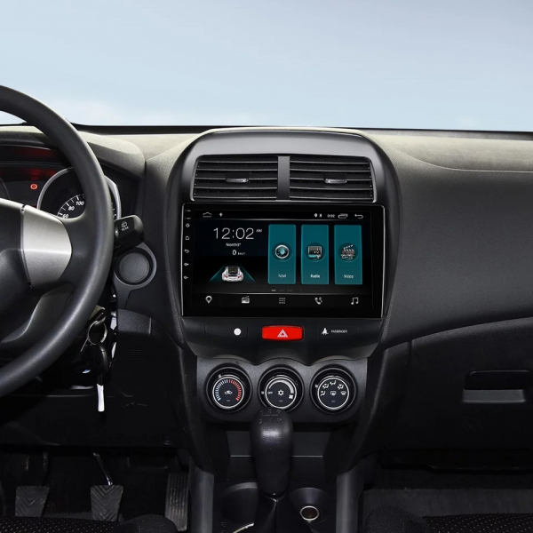 Navigatie Citroen C4 Aircross , Android , Display 9 inch , 2GB RAM +32 GB ROM , Internet , 4G , Aplicatii , Waze , Wi Fi , Usb , Bluetooth , Mirrorlink 3