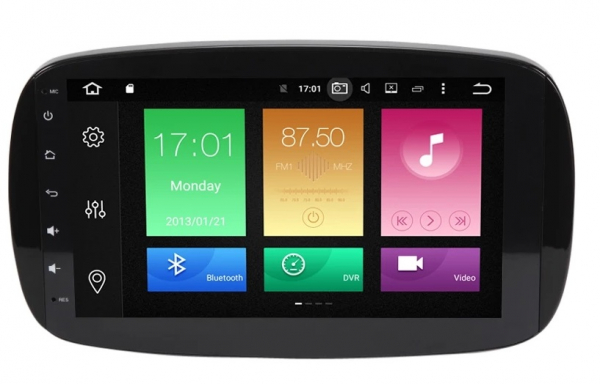Navigatie Smart ( 2014 + ) , Android , Display 9 inch , 2GB RAM +32 GB ROM , Internet , 4G , Aplicatii , Waze , Wi Fi , Usb , Bluetooth , Mirrorlink 0