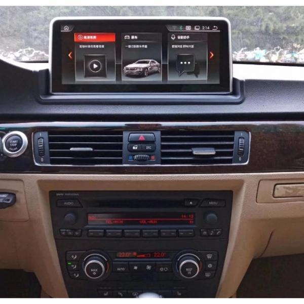 Navigatie BMW Seria 3 E90 ( 2005 - 2013 ) , Android , 4 GB RAM + 32 GB ROM , Internet , 4G , Youtube , Waze , Wi Fi , Usb , Bluetooth , Mirrorlink 3