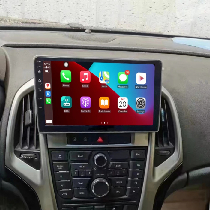 Navigatie Opel Astra J ( 2010 - 2019 ) , Android , Display 9 inch , 2GB RAM +32 GB ROM , Internet , 4G , Aplicatii , Waze , Wi Fi , Usb , Bluetooth , Mirrorlink [1]