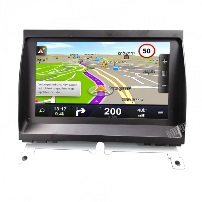 Navigatie Land Rover Discovery 3 ( 2004 - 2009 ) , Android , 2GB RAM si 32 GB ROM , Internet , 4G , Aplicatii , Waze , Wi Fi , Usb , Bluetooth , Mirrorlink [2]