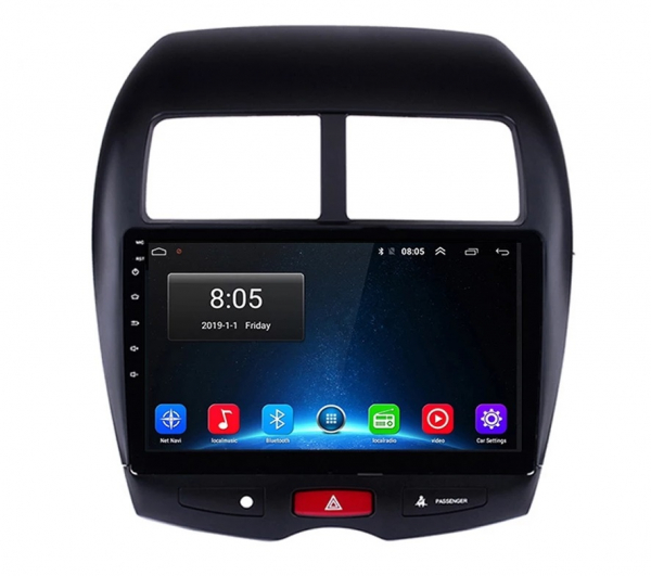 Navigatie Citroen C4 Aircross , Android , Display 9 inch , 2GB RAM +32 GB ROM , Internet , 4G , Aplicatii , Waze , Wi Fi , Usb , Bluetooth , Mirrorlink 0