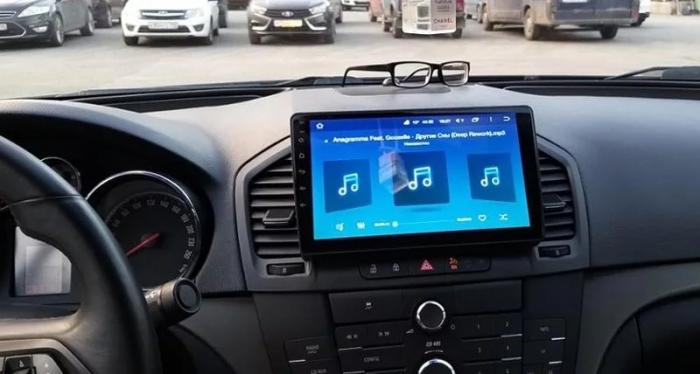 Navigatie Opel Insignia ( 2008 - 2013 ) , Android , 2GB RAM + 32 GB ROM , Internet , 4G , Aplicatii , Waze , Wi Fi , Usb , Bluetooth , Mirrorlink 4