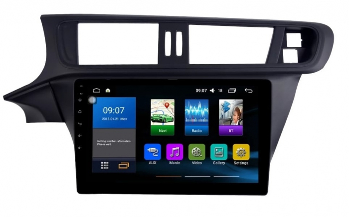 Navigatie Citroen C3-XR ( 2015 - 2019 ) , Android , Display 10 inch , 2GB RAM +32 GB ROM , Internet , 4G , Aplicatii , Waze , Wi Fi , Usb , Bluetooth , Mirrorlink 2