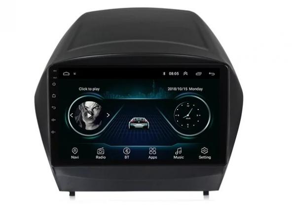 Navigatie Hyundai ix 35 Tucson ( 2009 - 2015 ) , Android , Display 9 inch , 2GB RAM +32 GB ROM , Internet , 4G , Aplicatii , Waze , Wi Fi , Usb , Bluetooth , Mirrorlink 1