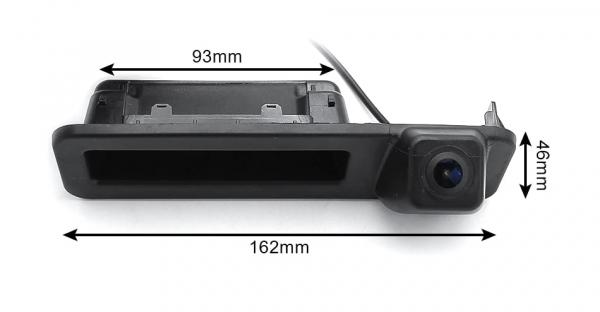 Camera marsarier dedicata BMW Seria 5 F10 , Seria 3 F30 , X1 F48 , X3 F25 1