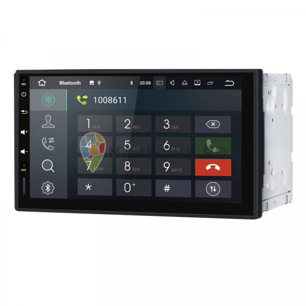 Navigatie Gps Nissan XTrail Juke Navara Qashqai Pathfinder Patrol , Android 9.0 ,  2GB RAM + 16GB ROM , Internet , 4G , Youtube , Waze , Wi Fi , Usb , Bluetooth , Mirrorlink 1