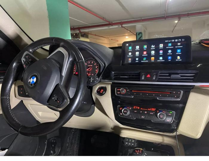 Navigatie BMW X1 F48 ( 2015 + ) , NBT , Android , 4 GB RAM si 64 GB ROM , Internet , 4G , Aplicatii , Waze , Wi Fi , Usb , Bluetooth , Mirrorlink [2]