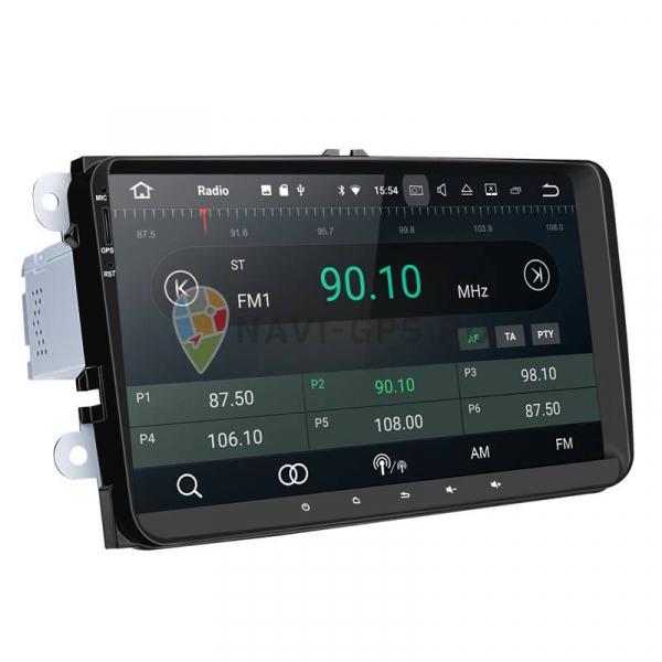 Navigatie Gps 9 inch Skoda Octavia 2 Fabia Superb 2 Roomster Yeti , Android 9.0 , 2 GB RAM +16 GB ROM , Internet , 4G , Aplicatii , Waze , Wi Fi , Usb , Bluetooth , Mirrorlink 2