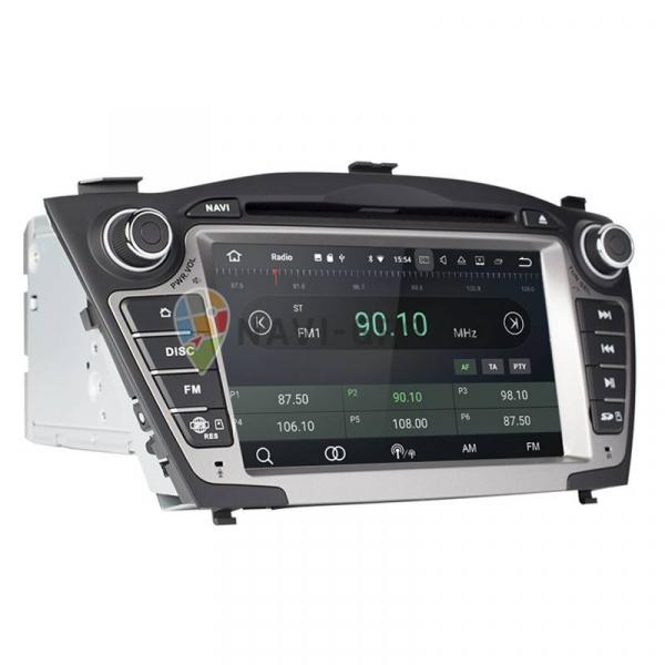 Navigatie Gps Hyundai Tucson ix 35 ( 2009 - 2015 ) , Android , 2GB RAM + 16 GB ROM , Internet , 4G , Aplicatii , Waze , Wi Fi , Usb , Bluetooth , Mirrorlink 2