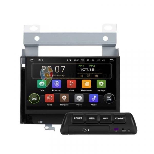Navigatie Land Rover Freelander 2 ( 2007 - 2012 ) , Android 10 ,  2GB RAM + 16GB ROM , Internet , 4G , Aplicatii , Waze , Wi Fi , Usb , Bluetooth , Mirrorlink 0
