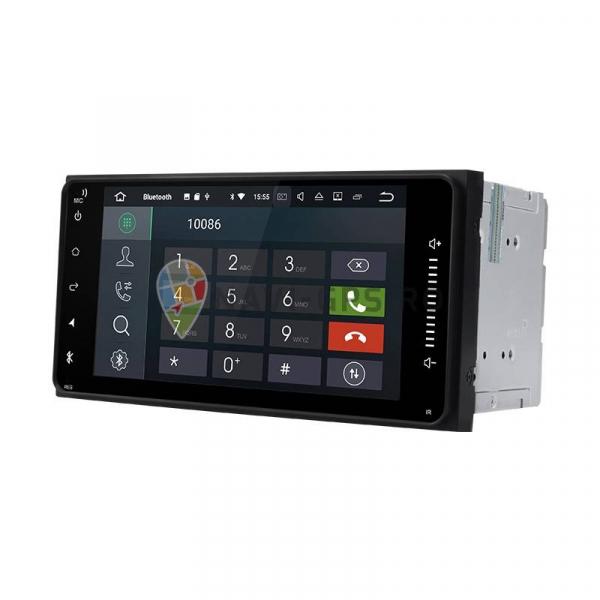 Navigatie Toyota Corolla Yaris Hilux Subaru Forester Impreza , Android 9.0,  2 GB RAM + 16 GB ROM , Internet , 4G , Aplicatii , Waze , Wi Fi , Usb , Bluetooth , Mirrorlink 1