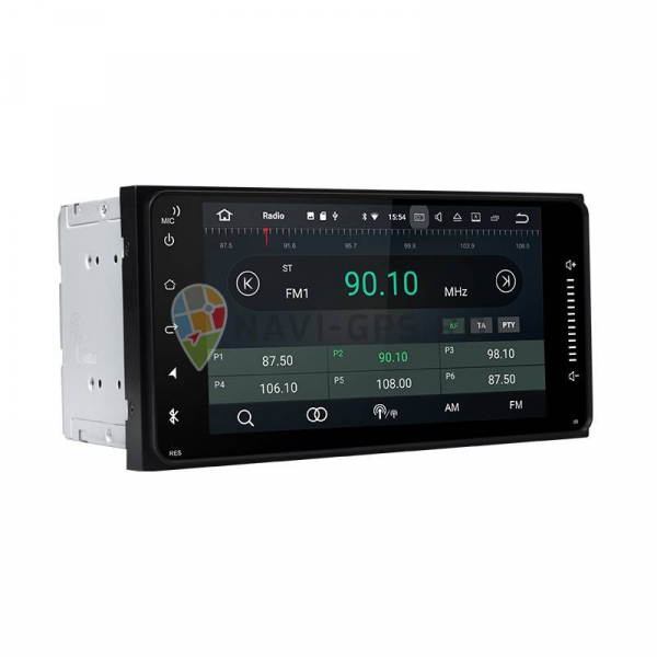 Navigatie Toyota Corolla Yaris Hilux Subaru Forester Impreza , Android 9.0,  2 GB RAM + 16 GB ROM , Internet , 4G , Aplicatii , Waze , Wi Fi , Usb , Bluetooth , Mirrorlink 2