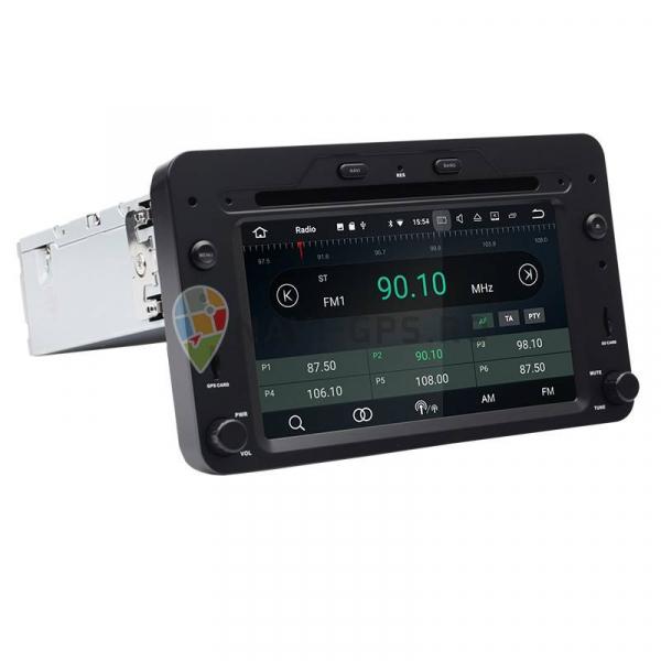 Navigatie Alfa Romeo 159 Spider Brera , Android 10 , 2GB + 16GB ROM , Internet , 4G , Aplicatii , Waze , Wi Fi , Usb , Bluetooth , Mirrorlink 2