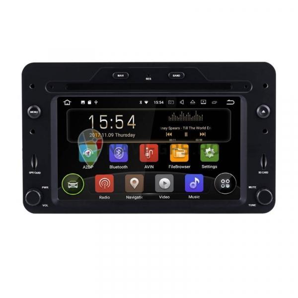Navigatie Alfa Romeo 159 Spider Brera , Android 10 , 2GB + 16GB ROM , Internet , 4G , Aplicatii , Waze , Wi Fi , Usb , Bluetooth , Mirrorlink 0