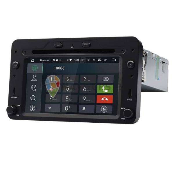 Navigatie Alfa Romeo 159 Spider Brera , Android 10 , 2GB + 16GB ROM , Internet , 4G , Aplicatii , Waze , Wi Fi , Usb , Bluetooth , Mirrorlink 1