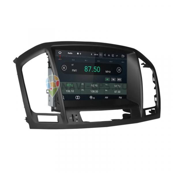 Navigatie Opel Insignia ( 2008 -2013 ) , DVD Player , Android , 2GB RAM + 16 GB ROM , Internet , 4G , Aplicatii , Waze , Wi Fi , Usb , Bluetooth , Mirrorlink 1