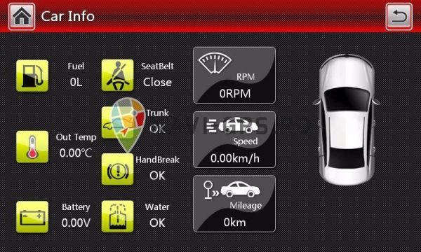 Navigatie Gps VW Golf 5 6 Passat B6 B7 CC Tiguan Touaran Jetta Eos Polo Amarok Caddy , Windows 6.0 , Dvd Player , Usb , Bluetooth , Card 8GB Europa full 2