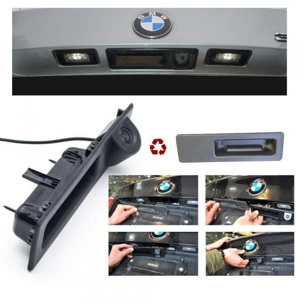 Camera marsarier dedicata BMW Seria 5 F10 , Seria 3 F30 , X1 F48 , X3 F25 2