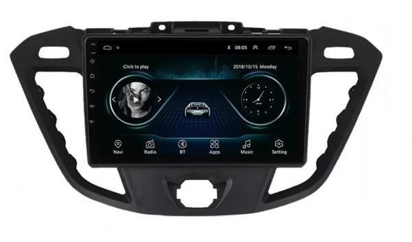 Navigatie Ford Transit ( 2012 - 2019 ) , Android , Display 9 inch , 2GB RAM +32 GB ROM , Internet , 4G , Aplicatii , Waze , Wi Fi , Usb , Bluetooth , Mirrorlink 0