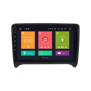 Navigatie Audi TT ( 2006 - 2012 ) , Android , Display 9 inch , 2GB RAM +32 GB ROM , Internet , 4G , Aplicatii , Waze , Wi Fi , Usb , Bluetooth , Mirrorlink5