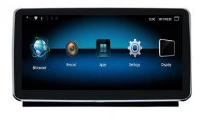 Navigatie Mercedes ML GL W166 ( 2013 - 2015) , Android , NTG 4.5 , 4GB RAM + 64 GB ROM , Slot Sim 4G LTE , Procesor Octa Core , Internet , Aplicatii , Waze , Wi Fi , Usb , Bluetooth , Mirrorlink [7]