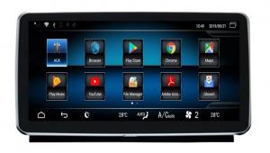 Navigatie Mercedes ML GL W166 ( 2013 - 2015) , Android , NTG 4.5 , 4GB RAM + 64 GB ROM , Slot Sim 4G LTE , Procesor Octa Core , Internet , Aplicatii , Waze , Wi Fi , Usb , Bluetooth , Mirrorlink [2]