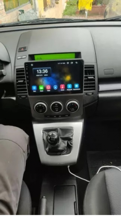 Navigatie Mazda 5 ( 2005 - 2010 ) , Android , Display 9 inch , 2 GB RAM + 32 GB ROM , Internet , 4G , Aplicatii , Waze , Wi Fi , Usb , Bluetooth , Mirrorlink [1]