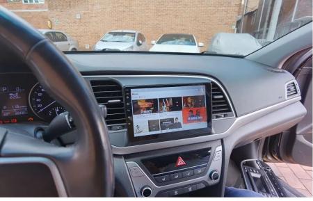 Navigatie Hyundai i10 ( 2013 - 2017 ) , Android , Display 9 inch , 2 GB RAM si 32 GB ROM , Internet , 4G , Aplicatii , Waze , Wi Fi , Usb , Bluetooth , Mirrorlink [1]