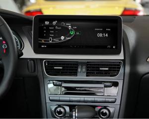 """Navigatie Audi A4 A5 B8 ( 2009 - 2016) ,  Audi MMI 3G , Android , 4GB RAM +64 GB ROM , Slot Sim 4G LTE , Display 10.25 """" rez 1920*720 , Procesor Octa Core , Internet1"""