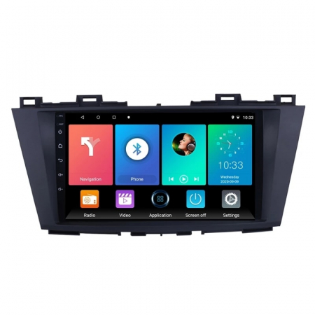 Navigatie Mazda 5 ( 2010 - 2017 ) , Android , Display 9 inch , 2GB RAM +32 GB ROM , Internet , 4G , Aplicatii , Waze , Wi Fi , Usb , Bluetooth , Mirrorlink0