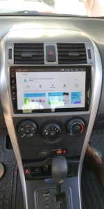 Navigatie Toyota Corolla ( 2006 - 2013 ) , Android , Display 9 inch , 2GB RAM +32 GB ROM , Internet , 4G , Aplicatii , Waze , Wi Fi , Usb , Bluetooth , Mirrorlink2