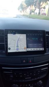 Navigatie Peugeot 508 ( 2010 - 2018 ) , Android , Display 9 inch , 2GB RAM +32 GB ROM , Internet , 4G , Aplicatii , Waze , Wi Fi , Usb , Bluetooth , Mirrorlink4