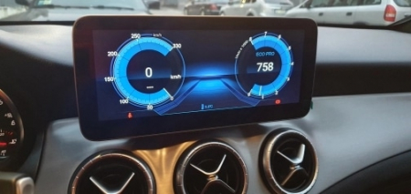 Navigatie Mercedes GLA X156 ( 2014 - 2018 ) , 8 GB RAM + 64 GB ROM , Slot Sim 4G LTE , Android , Procesor Octa Core , Internet , Aplicatii , Waze , Wi Fi , Usb , Bluetooth [2]