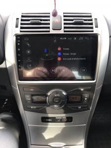 Navigatie Toyota Corolla ( 2006 - 2013 ) , Android , Display 9 inch , 2GB RAM +32 GB ROM , Internet , 4G , Aplicatii , Waze , Wi Fi , Usb , Bluetooth , Mirrorlink3