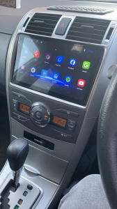 Navigatie Toyota Corolla ( 2006 - 2013 ) , Android , Display 9 inch , 2GB RAM +32 GB ROM , Internet , 4G , Aplicatii , Waze , Wi Fi , Usb , Bluetooth , Mirrorlink4