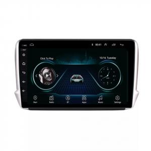 Navigatie Peugeot 208 / 2008 ( 2012 - 2020 ) , Android , Display 10 inch , 2GB RAM +32 GB ROM , Internet , 4G , Aplicatii , Waze , Wi Fi , Usb , Bluetooth , Mirrorlink5