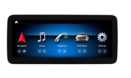 Navigatie Mercedes CLA C117 ( 2013 - 2018 ) , 8 GB RAM + 64 GB ROM , Slot Sim 4G LTE , Android , Procesor Octa Core , Internet , Aplicatii , Waze , Wi Fi , Usb , Bluetooth0