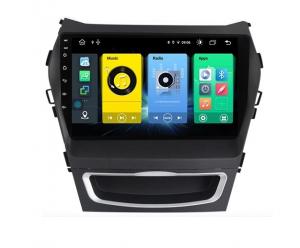 Navigatie Hyundai Santa Fe ix 45 ( 2012 - 2017 ) , Android , Display 9 inch , 2GB RAM +32 GB ROM , Internet , 4G , Aplicatii , Waze , Wi Fi , Usb , Bluetooth , Mirrorlink [1]