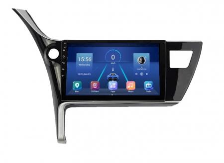 Navigatie Toyota Corolla ( 2017 - 2020 ) , Android , Display 9 inch , 2GB RAM +32 GB ROM , Internet , 4G , Aplicatii , Waze , Wi Fi , Usb , Bluetooth , Mirrorlink [0]
