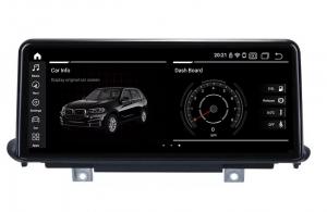 Navigatie BMW X5 F15 ( 2013 - 2017 ) , NBT , Android , 4 GB RAM + 64 GB ROM , Internet , 4G , Aplicatii , Waze , Wi Fi , Usb , Bluetooth , Mirrorlink0