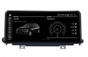 Navigatie BMW X5 F15 ( 2013 - 2017 ) , NBT , Android , 4 GB RAM + 64 GB ROM , Internet , 4G , Aplicatii , Waze , Wi Fi , Usb , Bluetooth , Mirrorlink [3]