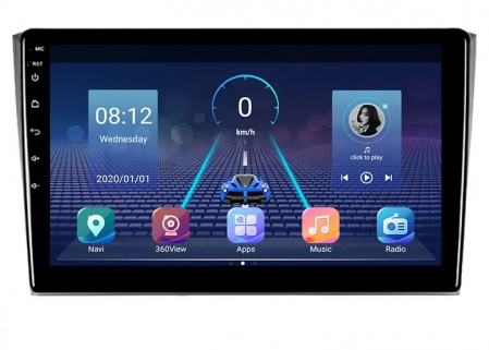 Navigatie Mazda CX 9 ( 2006 - 2016 ) , Android , Display 9 inch , 2GB RAM +32 GB ROM , Internet , 4G , Aplicatii , Waze , Wi Fi , Usb , Bluetooth , Mirrorlink [0]
